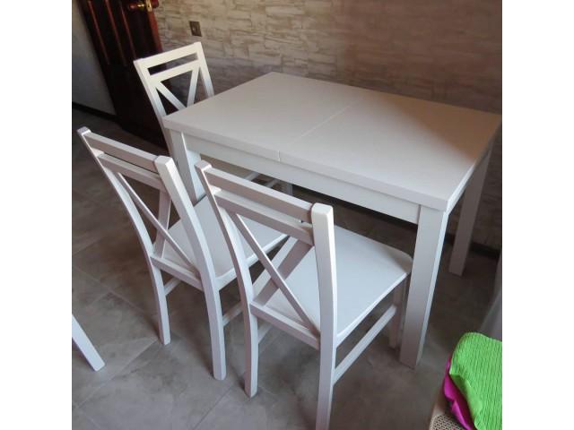 Стол обеденный ЭЛИГАРД ONE, раздвижной, 110(150)*70